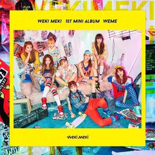 Weki Meki - 1st Mini Album WEME