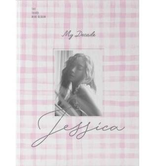 Jessica - 3rd Mini Album My Decade