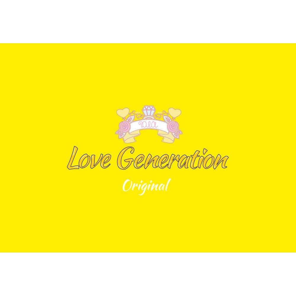 DIA - 3rd Mini Album Love Generation (Normal Edition)