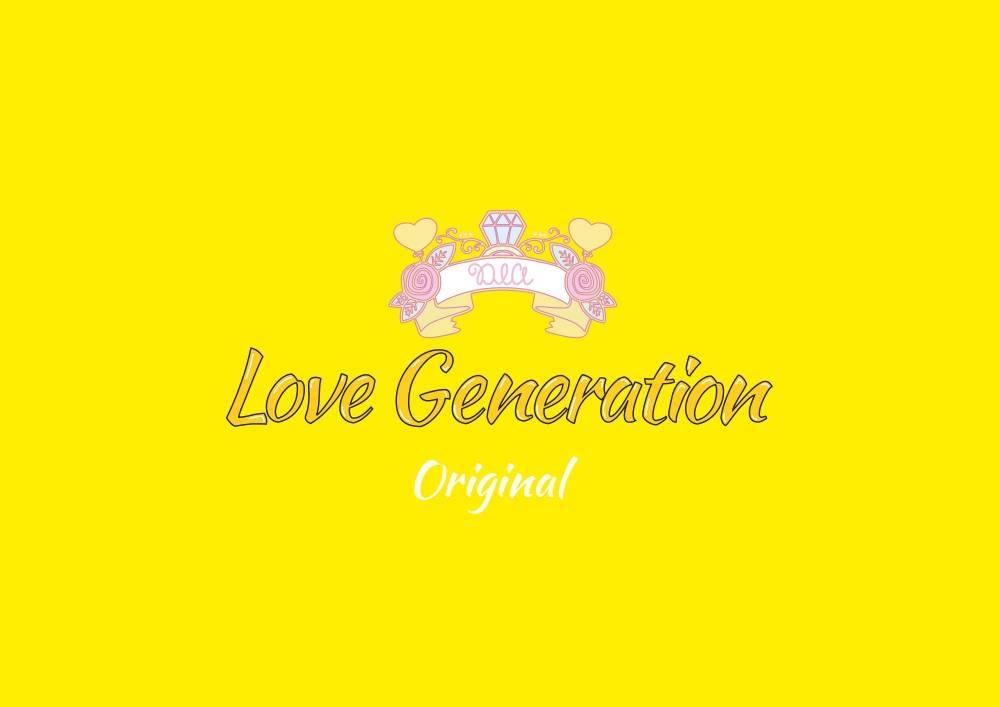 DIA - 3rd Mini Album: Love Generation CD (Normal Edition)