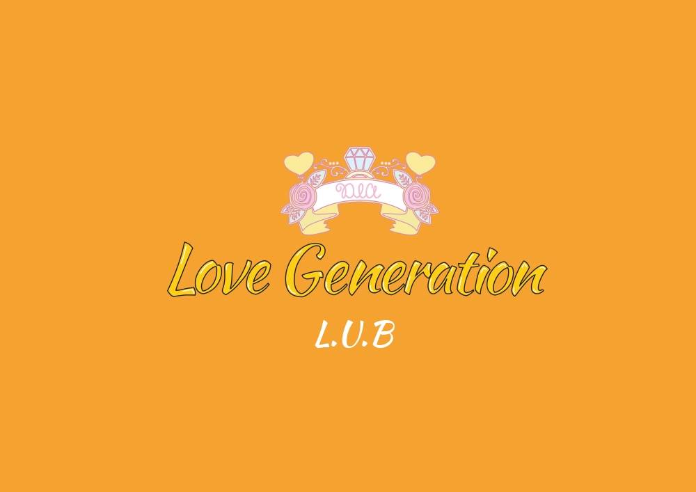 DIA - 3rd Mini Album: Love Generation CD (L.U.B Version)