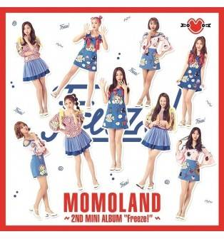 Momoland - 2nd Mini Album: Freeze! CD