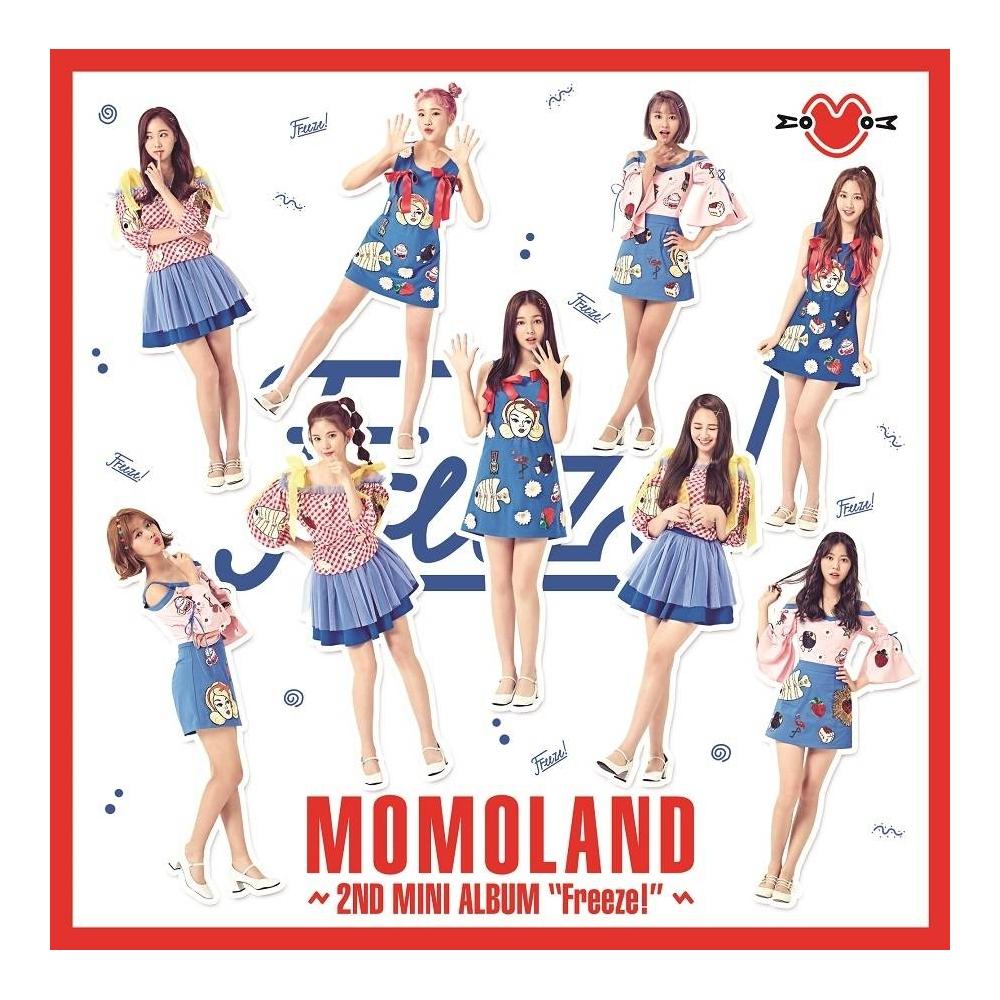 Momoland - 2nd Mini Album Freeze!