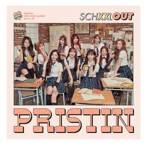 Pristin - 2nd Mini Album SCHXXL OUT (In Ver.)