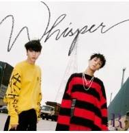VIXX LR - 2nd Mini Album Whisper