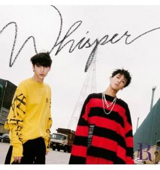 VIXX LR - 2nd Mini Album: Whisper CD