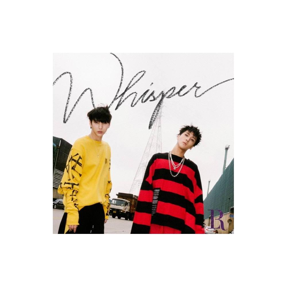 VIXX LR - 2nd Mini Album Whisper