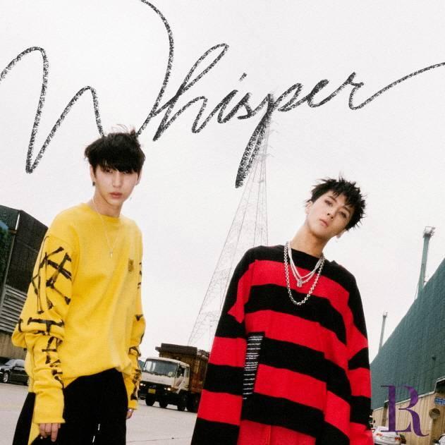 VIXX LR - 2nd Mini Album: Whisper CD
