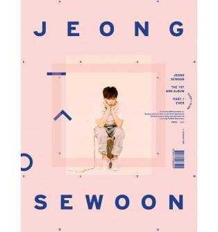 Jeong Sewoon - 1st Mini Album Part. 1: EVER CD