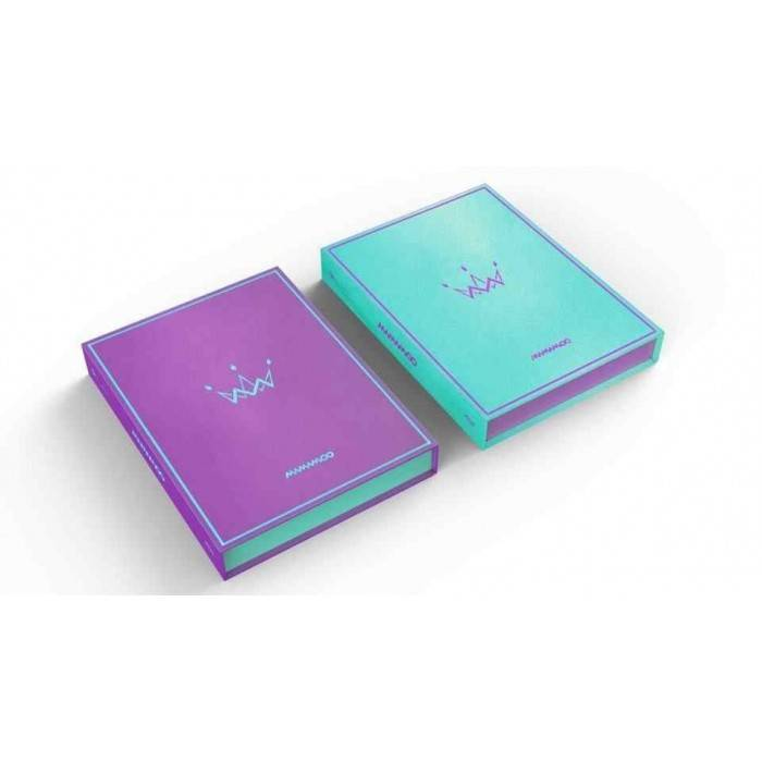 Mamamoo - 5th Mini Album Purple