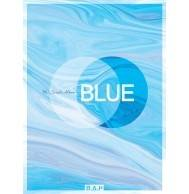B.A.P - 7th Single Album BLUE (Ver. A)
