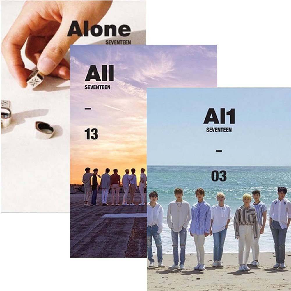 Seventeen - 4th Mini Album: 'Al1' CD