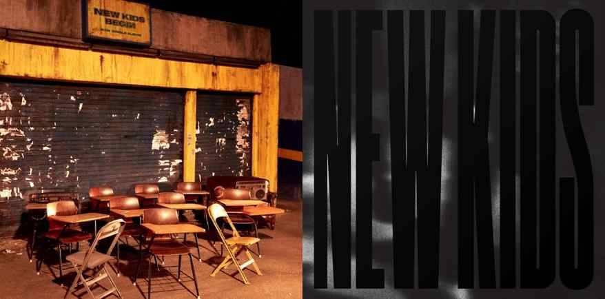 iKON - Single Album New Kids: Begin CD
