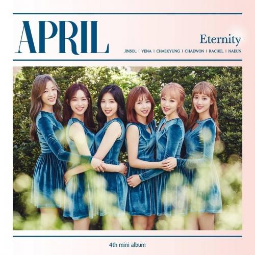 April - 4th Mini Album Eternity