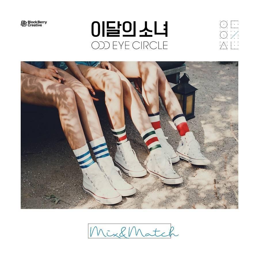 Odd Eye Circle - Mix & Match CD (Limited Edition)