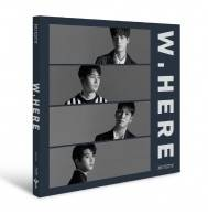 Nu'est W - W, HERE CD (Portrait Version)