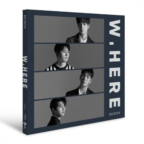 Nu'est W - W, HERE CD (Portrait Version)
