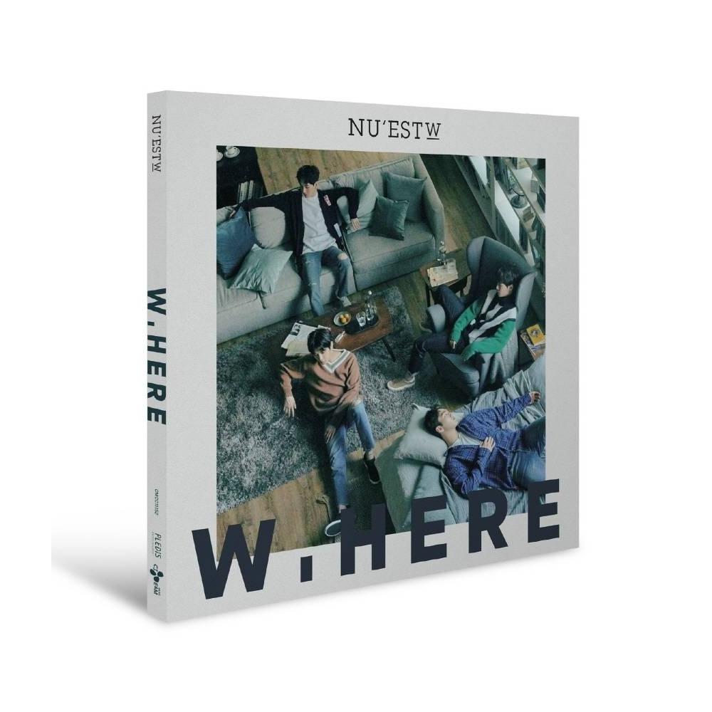 Nu'est W - W,, HERE (Still Life Ver.)