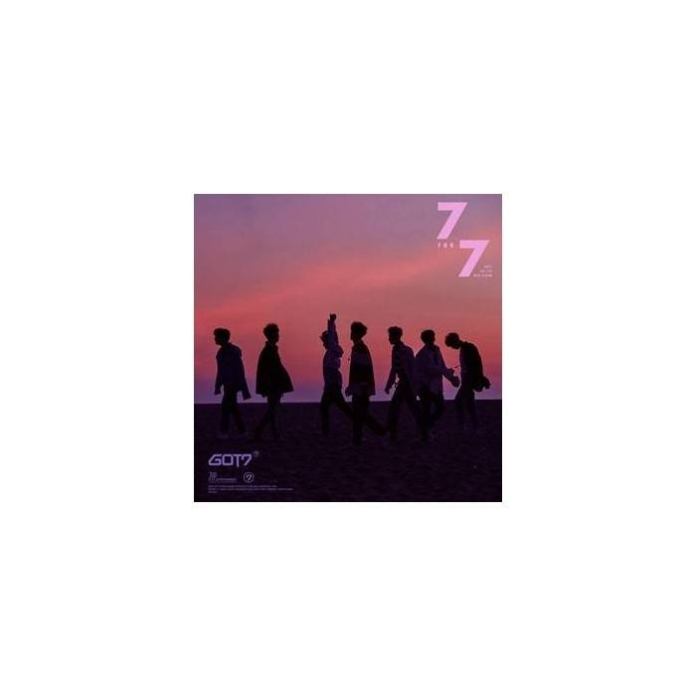 GOT7 - Mini Album 7 for 7