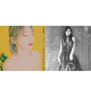 Taeyeon - 1st Album: My Voice CD