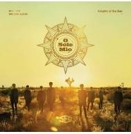 SF9 - 3rd Mini Album: Knights of the Sun CD
