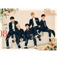 Highlight - 2nd Mini Album: Celebrate CD (Random Version)