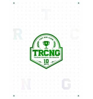 TRCNG - 1st Mini Album: New Generation CD