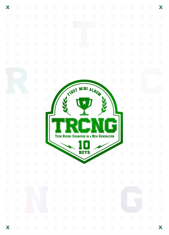 TRCNG - 1st Mini Album: New Generation CD
