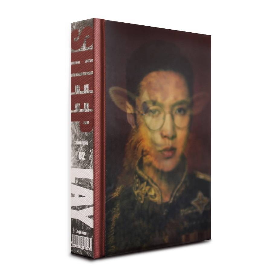 LAY - 2nd Album: Lay 02 Sheep CD