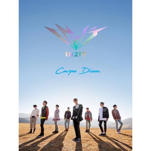 IN2IT - Debut Album Carpe Diem (Ver. A)