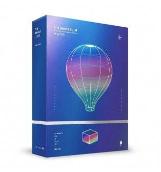 (Package Damaged) BTS - 2017 BTS Live Trilogy EPISODE III THE WINGS TOUR in Seoul CONCERT DVD