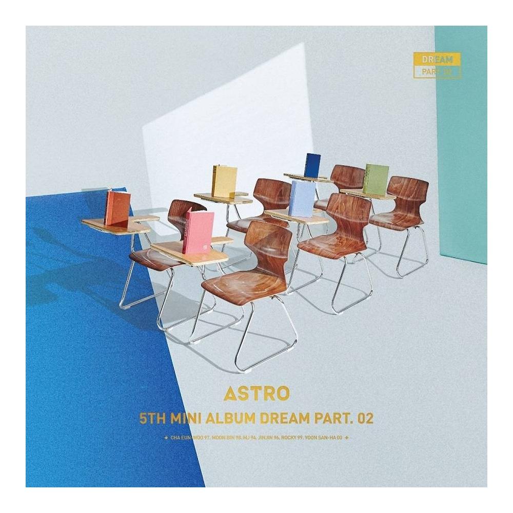 Astro - 5th Mini Album Dream Part. 02 Baram (Wish Ver.)