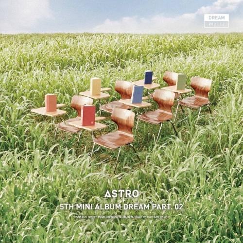 Astro - 5th Mini Album Dream Part. 02 Baram (Wind Ver.)