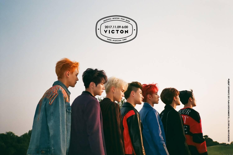 VICTON - 4th Mini Album: From Victon CD
