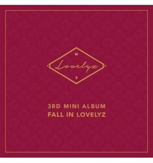 Lovelyz - 3rd Mini Album: Fall in Lovelyz CD