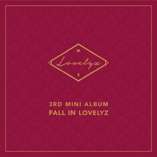 Lovelyz - 3rd Mini Album Fall in Lovelyz