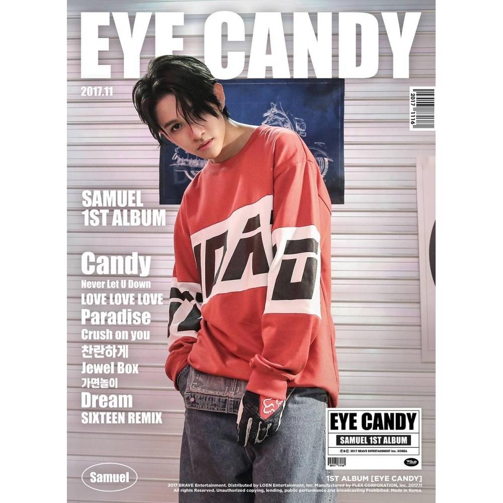 Samuel - 1st Album Eye Candy