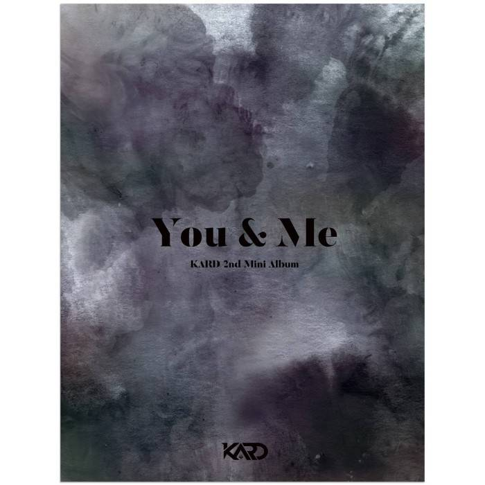 KARD - 2nd Mini Album You & Me