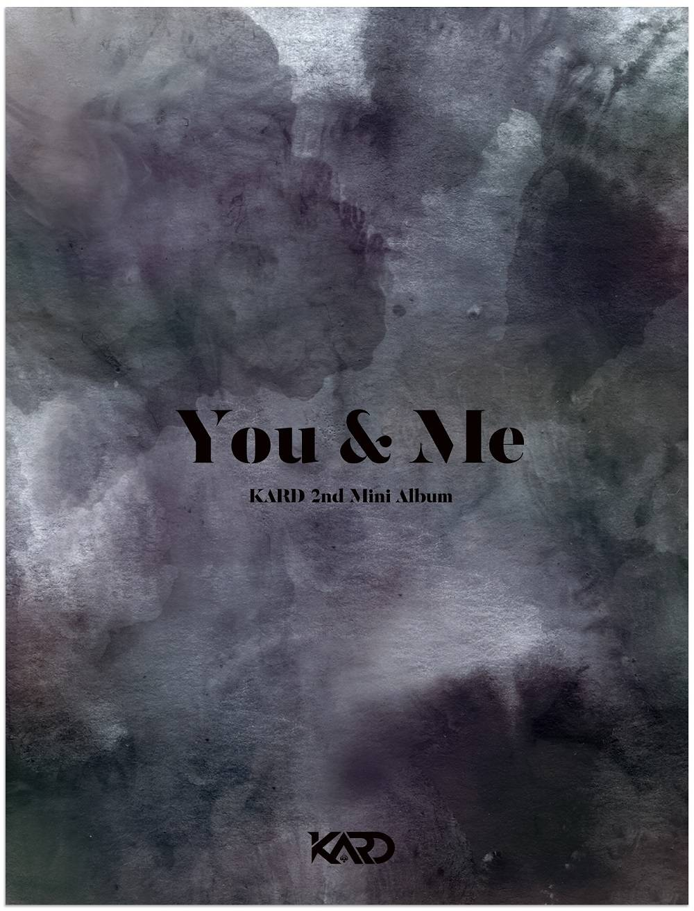 KARD - 2nd Mini Album: You & Me CD