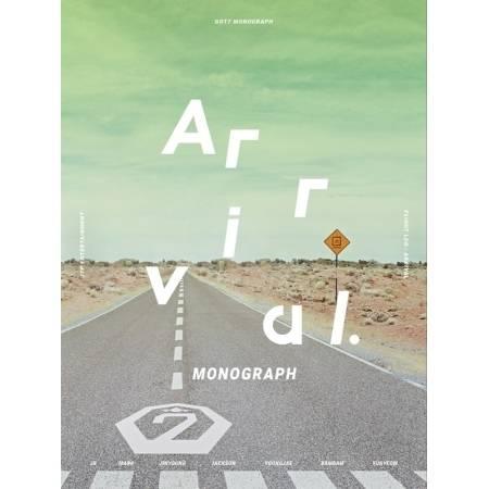 GOT7 - Monograph Flight Log: Arrival