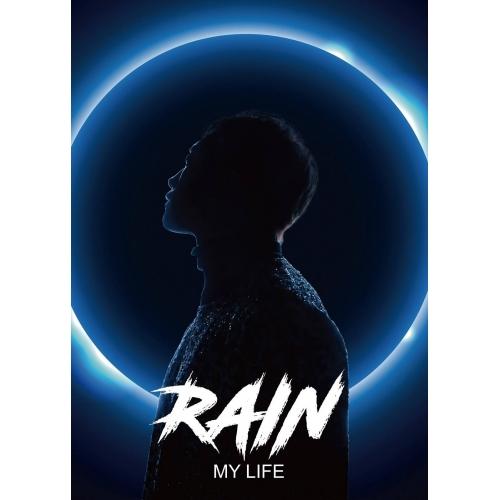 Rain - Mini Album: My Life 愛 CD