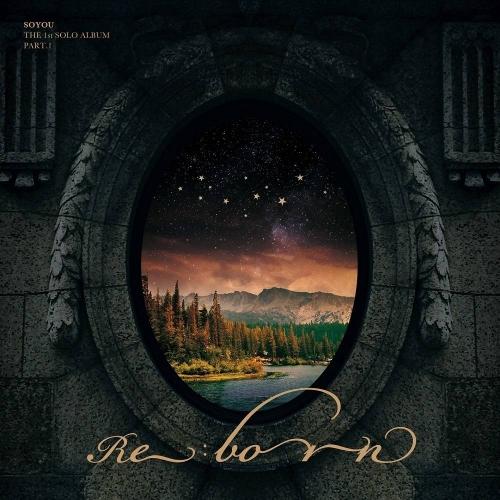 Soyou - 1st Solo Album Part. 1: Re:born CD