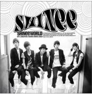 シャイニー (SHINee) - 1st Album: The SHINee World (Version A) CD