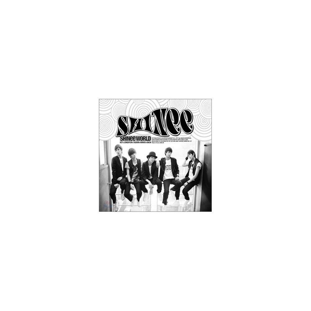 SHINee - 1st Album The SHINee World (Ver. B)