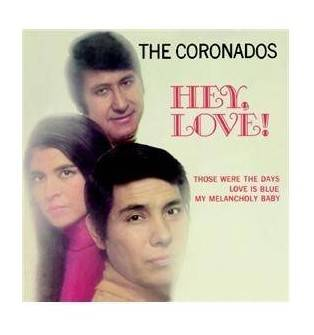 The Coronados - Hey, Love! Mini LP CD