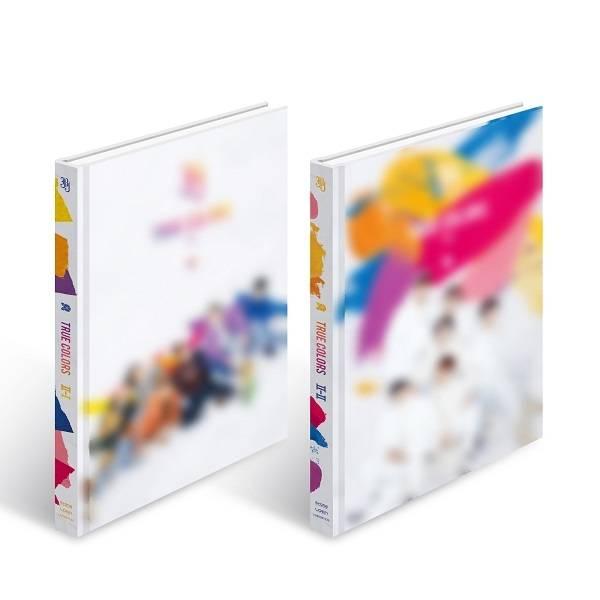 JBJ - 2nd Mini Album: True Colors CD (Volume 2-1)