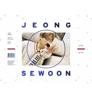 Jeong Sewoon - 1st Mini Album Part. 2 After (Glow Ver.)