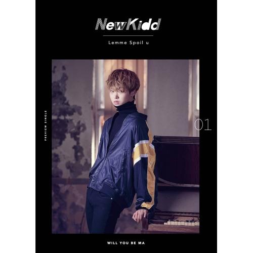 NewKidd - Preview Single: Lemme Spoil u CD