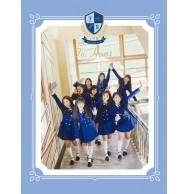 Fromis_9 - Debut Album To. Heart (Blue Ver.)