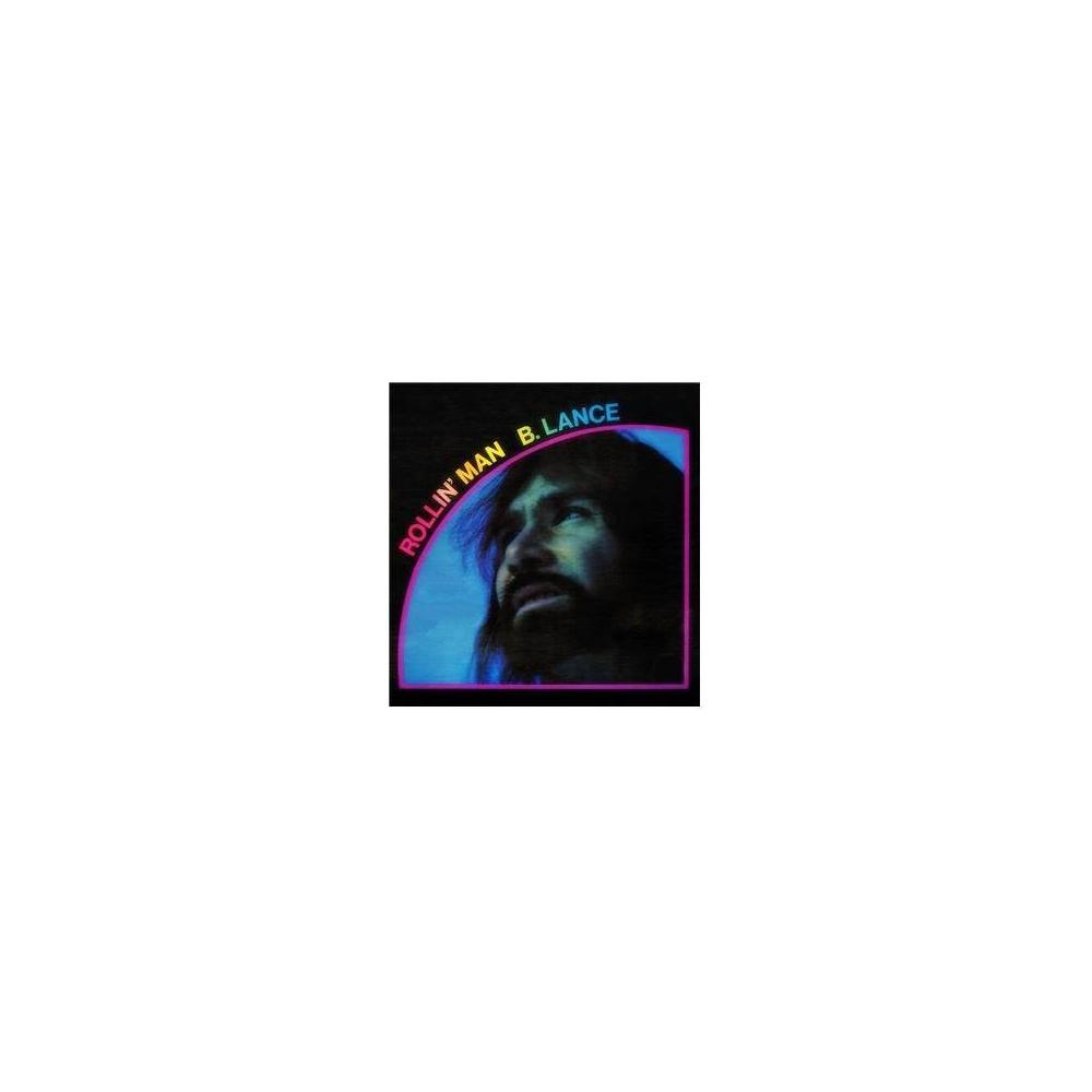 Bob Lance - Rollin' Man Mini LP CD